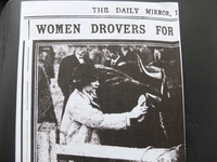 Women Drovers image 1